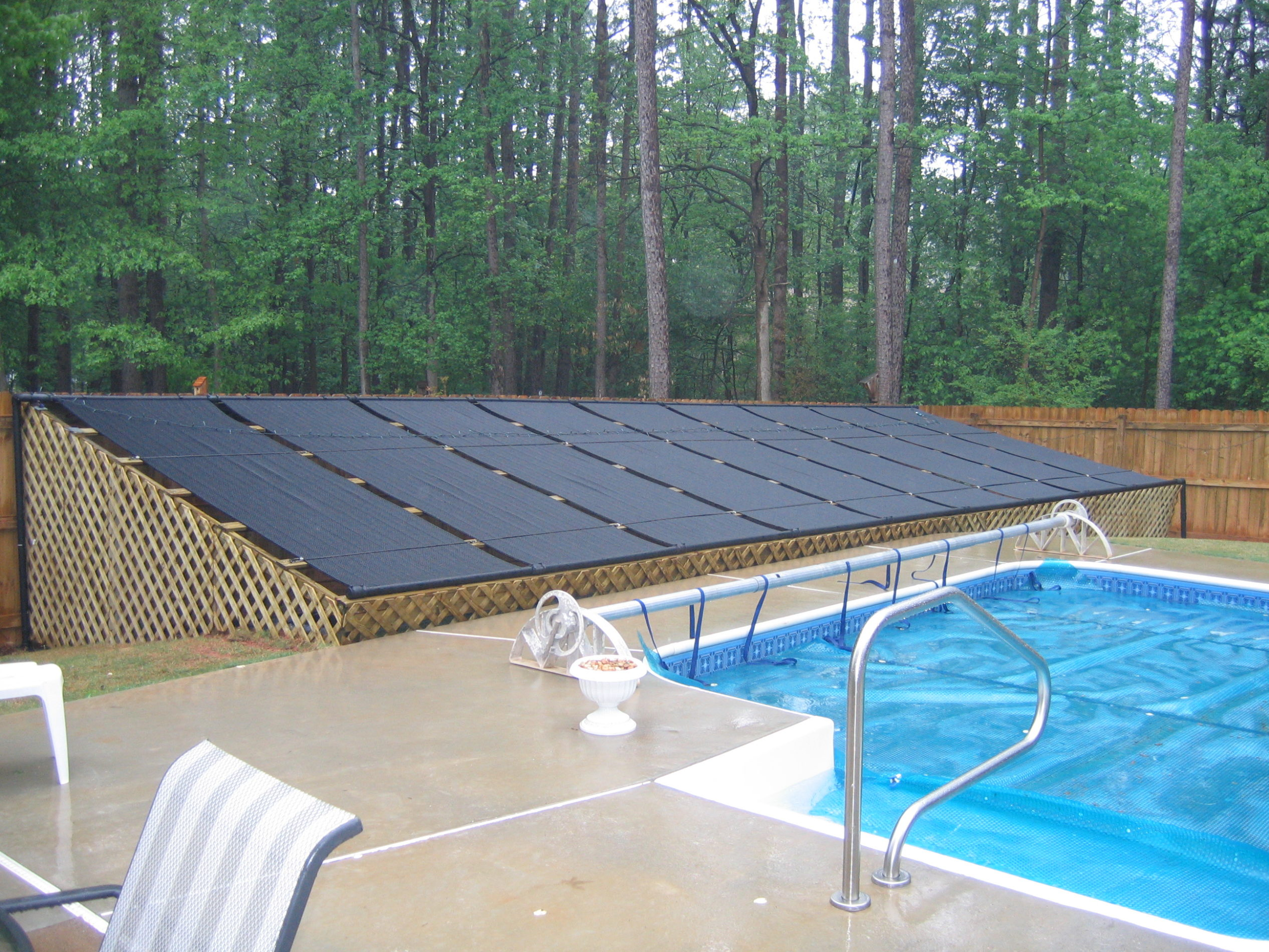 Ecosun Pool Solar Panels Green Energy Needs