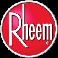 Rheem round logo png