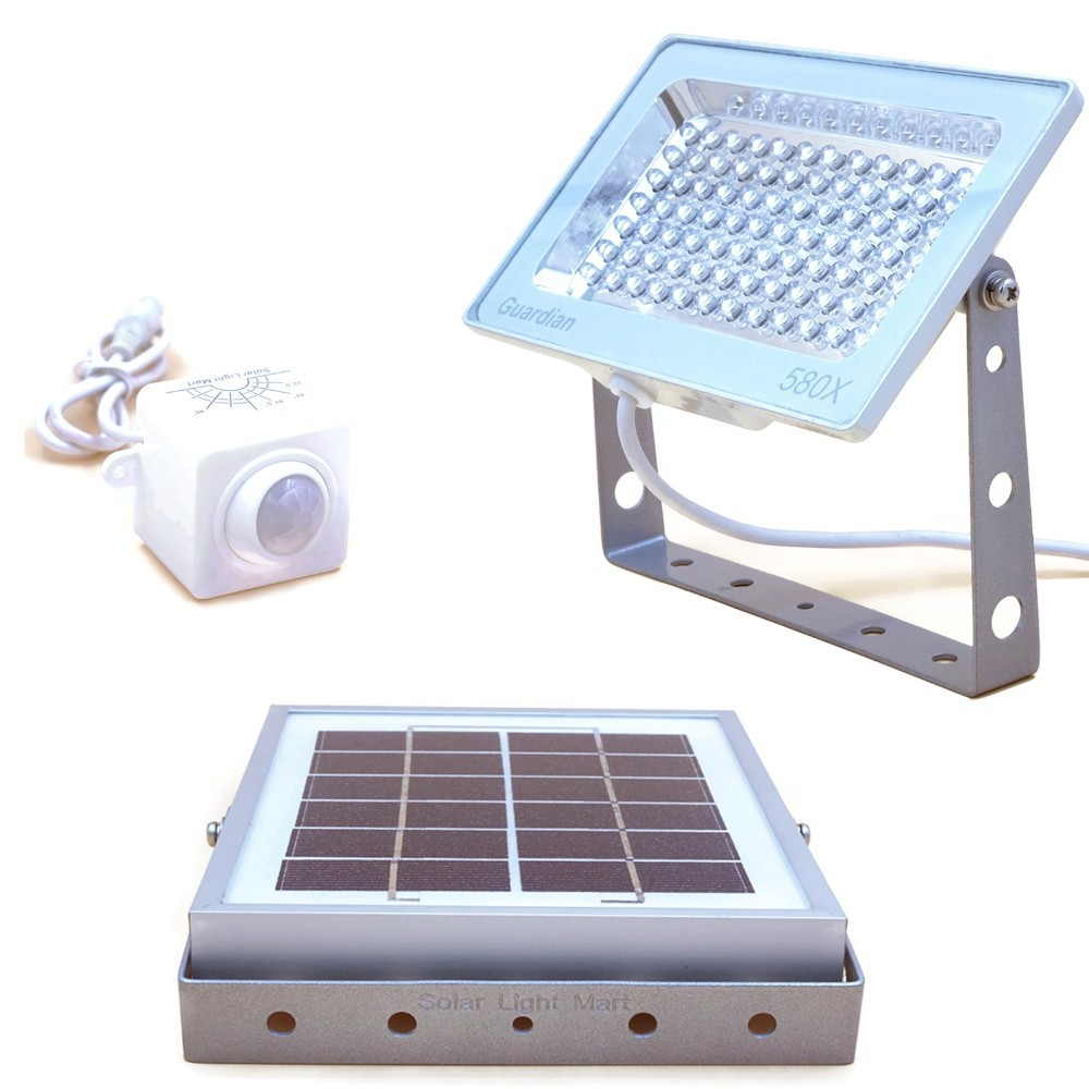 light outdoor battery powered panel operation hours team solar lights oye security gadgets pir led sensor