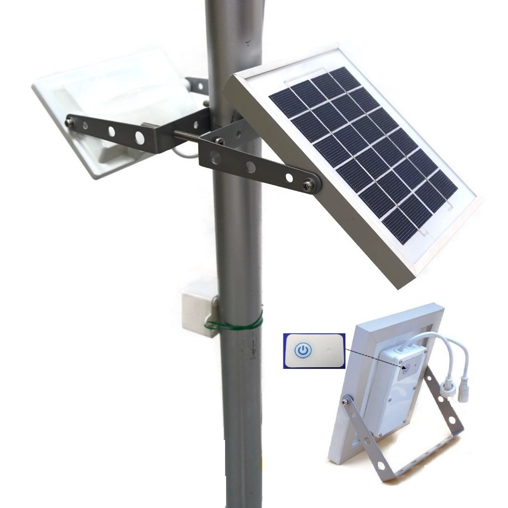 Solar powered security light with motion sensor green energy needs aloadofball Choice Image